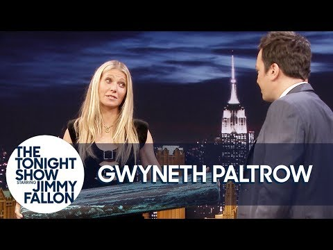Jimmy Takes Gwyneth Paltrow's  How Goopy Are You?  Quiz