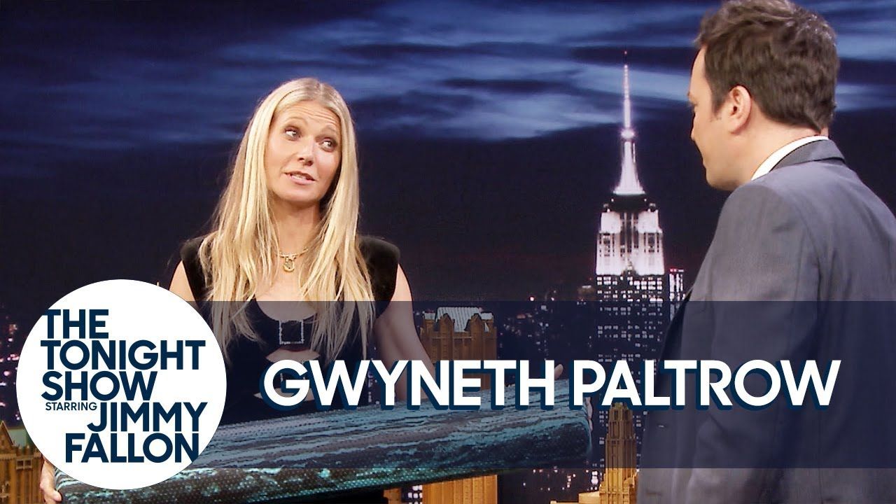 Jimmy Takes Gwyneth Paltrow's