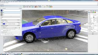 audi a6 demo neon plugin for rhino 5 and caustic r2500 pc board