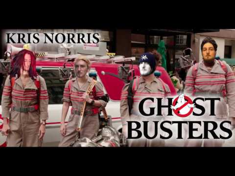 Ghostbusters Theme Gone METAL! Kris Norris | MetalSucks