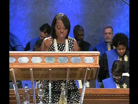 Revealing Truth Message September 9th, 2012 Pastor Deborah Powe