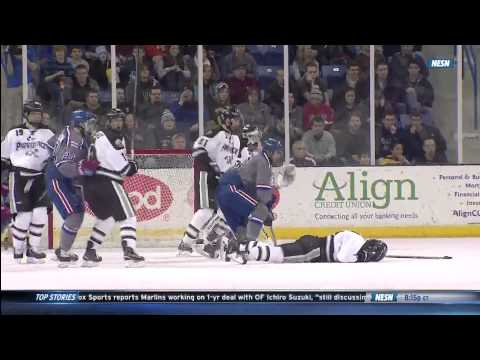 Providence College at UMass Lowell Highlights - 1/23/2015