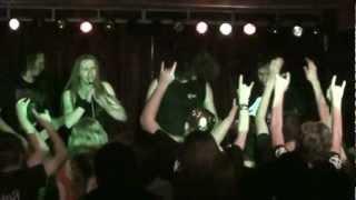 КРЫЛЬЯ - Человек Войны - Live in ODESSA (09.06.2011).
