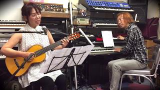 "Tsubasa O Kudasai""Playing the 19th Century Guitar and Synthesizer. ..."