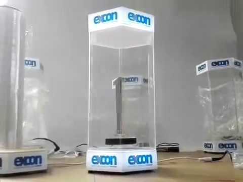 Magnetic Floating mobile phone display