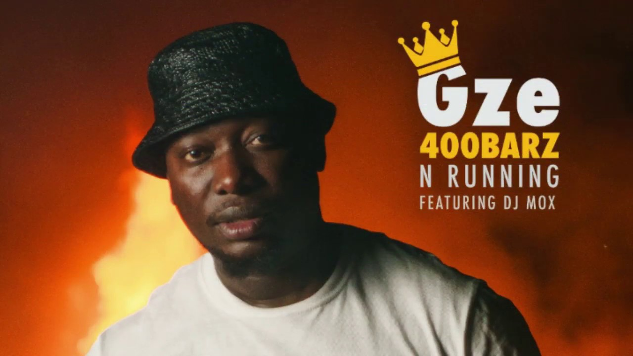 Download GZE-400 Barz N Running featuring Dj Mox (Official) Studio Video by RedNationLive