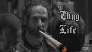The Walking Dead Thug Life Compilation