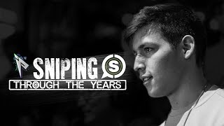 SCUF Sniping Through the Years w/ Pamaj