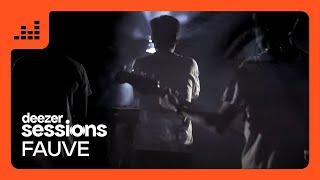 Fauve Deezer Session