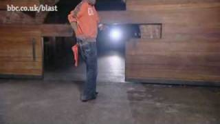 Street Dance - Jeffrey Daniel (BBC Blast)