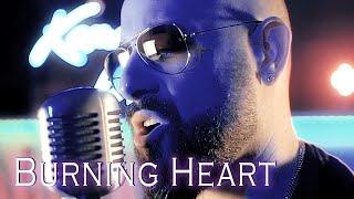 Burning Heart - Survivor (Kemal Uruk cover) GUITAR SOLO ! ! !