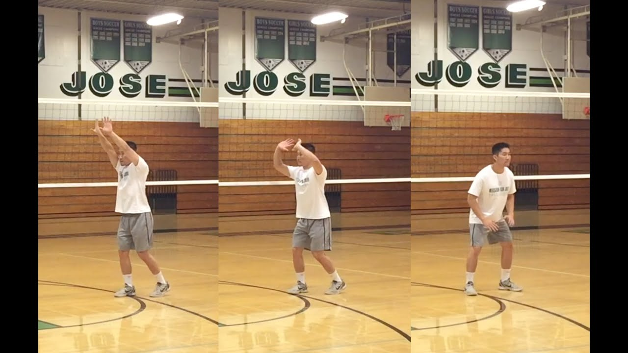 Setting Fundamentals How To Set Volleyball Tutorial Part 1 5 Youtube