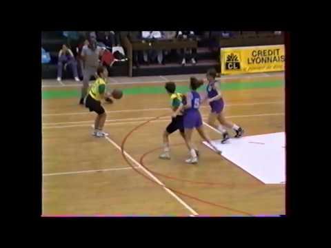 1991 92 Section Sports Etudes St Quentin vs Bratislava, 15 fév 1992