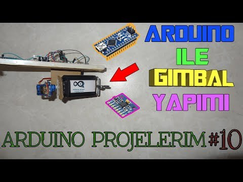 Arduino Gimbal