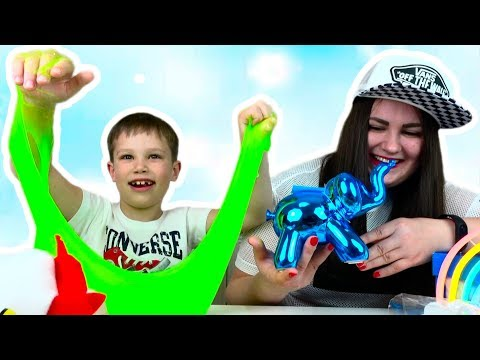 MiSTERY BOX подарок с ADIDAS, VANS и Nike от Мистер Макс для Люды / Surprise toys