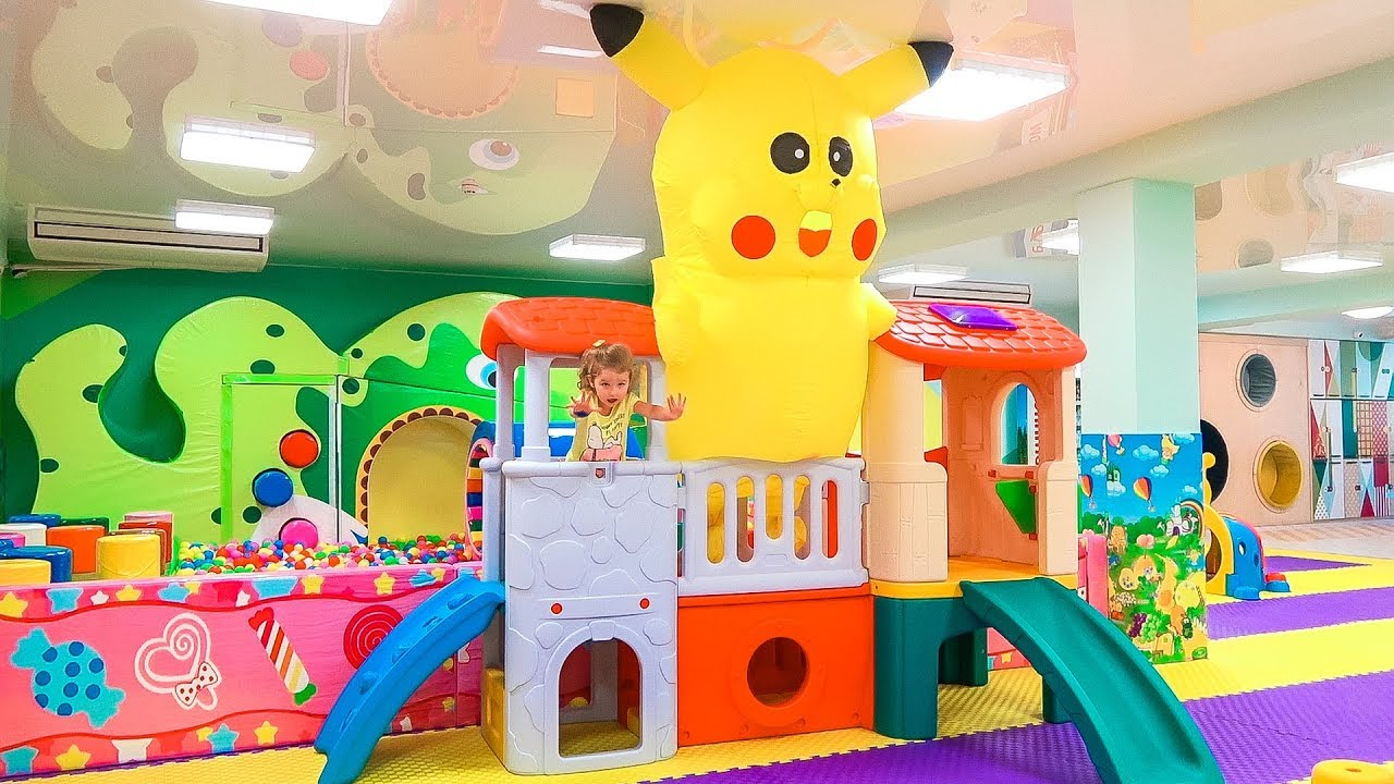 Humpty Dumpty Baby Songs Indoor Playground Family Fun
