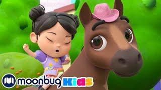 Accidents Happen Boo Boo Song - @Lellobee City Farm - Cartoons & Kids Songs | Moonbug Kids