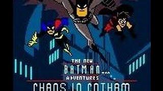 Batman - Chaos in Gotham (Game Boy Color)
