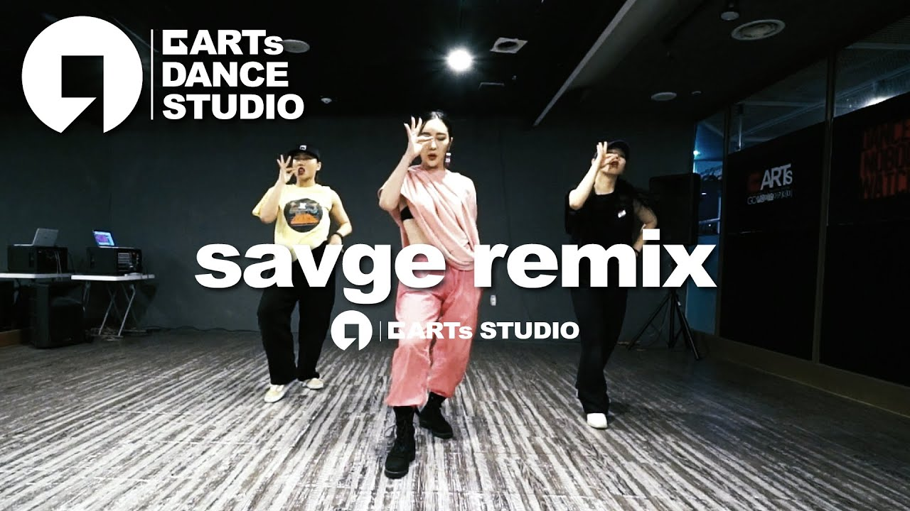 SAVAGE Mode 그 자체... / Megan thee stallion - Savage remix / Mini Choreography