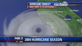 Looking back at Hurricane Charley '04