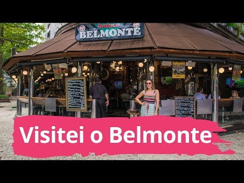 Visitei o BELMONTE |RJ| GO DEB!