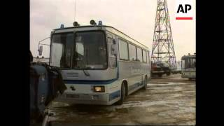 Kazakhstan - Space rocket launch
