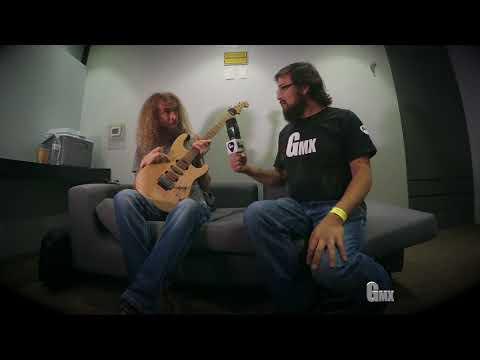Guthrie Govan en Entrevista con GuitarraMX