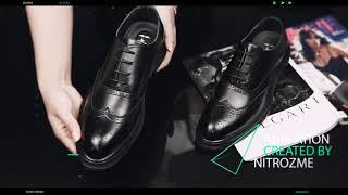 kirahosi 남성 신발 정장 새로운 청소년 비즈니스…
