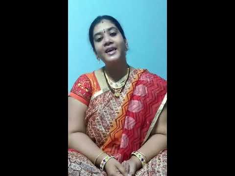 Rama Chakkani Seetaki Song By AmruthaMadhav