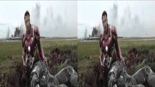 3D Side by side | Captain America : Civil War | Bande Annonce VF