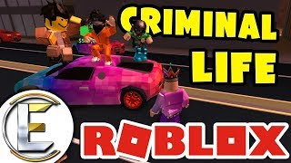LIFE AS A CRIMINAL in ROBLOX JAILBREAK