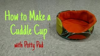 How to Make a Cuddle Cup