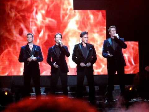 Il divo wicked game aug 2 2011 youtube for Il divo wicked game