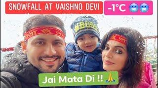 Family Trip to Vaishno Devi वैष्णो देवी | Vaishno Devi Vlog | #VandeBharatExpress #Katra