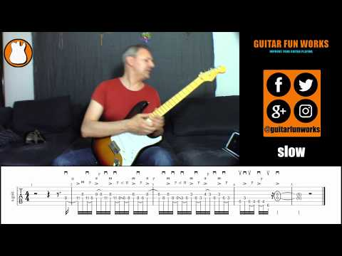 Lick Of The Day #13   Guitar Fun Works