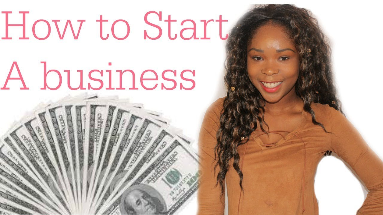 How To Start A Business As A Teen Youtube