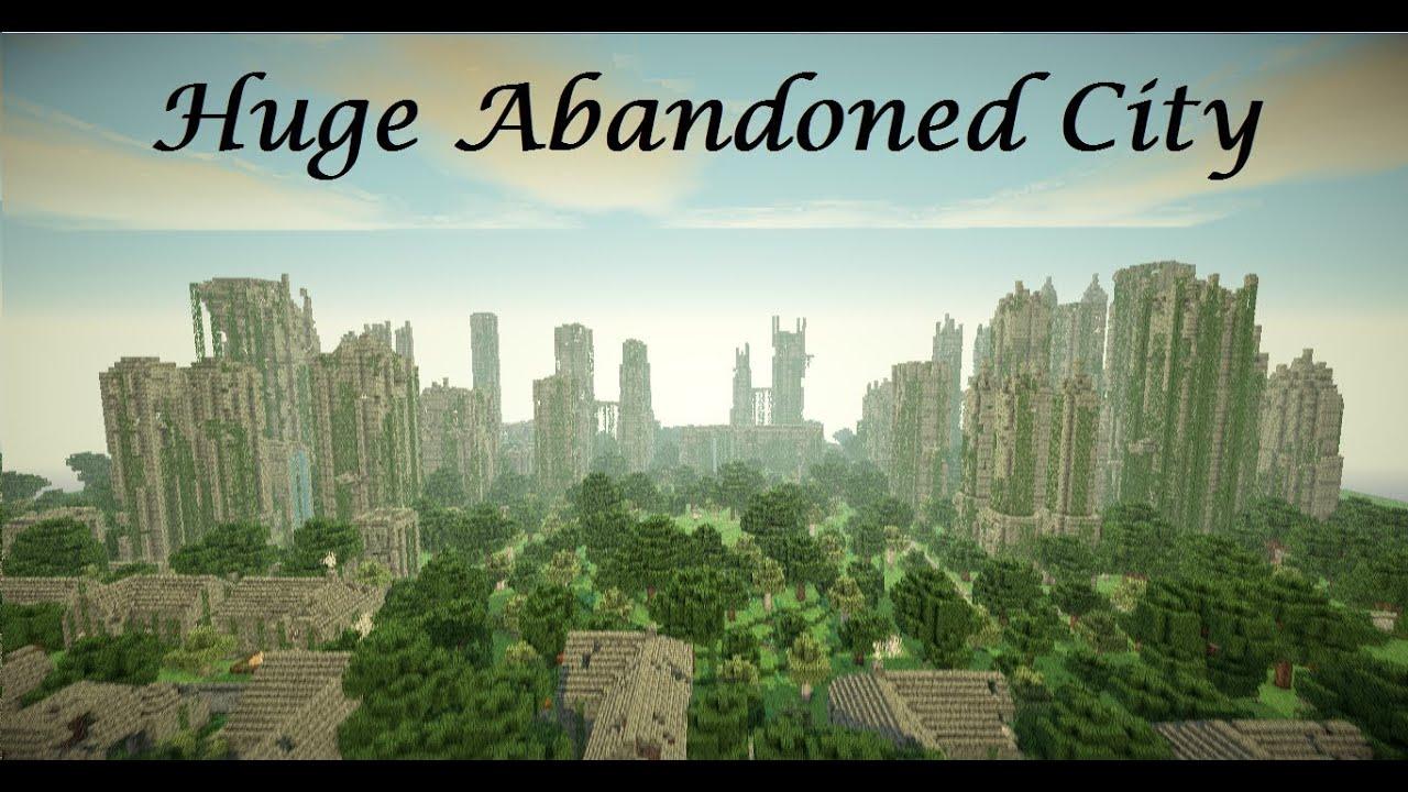 Карты городов для minecraft 1.5.2, 1.7.10, 1.8, 1.8.1, 1.8 ...