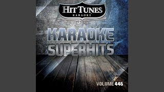 What Will My Mary Say (Originally Performed By Johnny Mathis) (Karaoke Version)