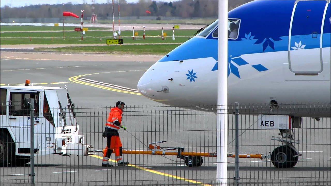 Estonian Air fleets spotting in Lennart Meri Tallinn Airport