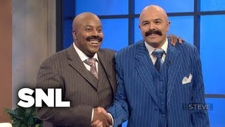 The Steve Harvey Show: Style Makeover - SNL