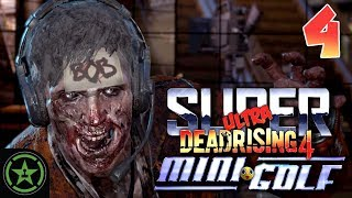 Let's Play - Dead Rising 4 Mini Golf: Course 4