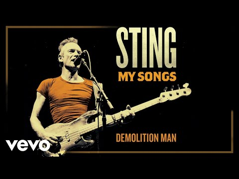 Sting - Demolition Man (Audio)