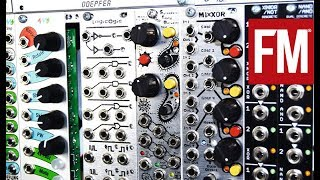 Modular Monthly: Dual clocks & logic circuits with the AniModule STD