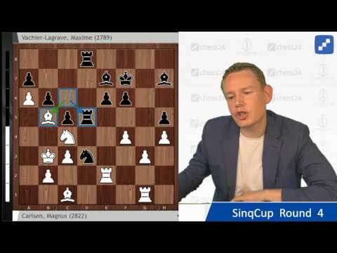 Carlsen - MVL, Sinquefield Cup 2017: An epic chess battle