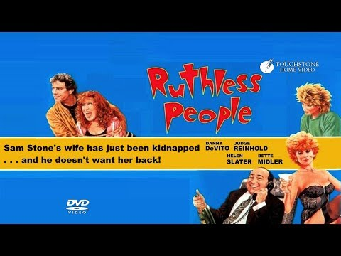 Opening To Ruthless People DVD (04-02-02) (USA) (Region 1)