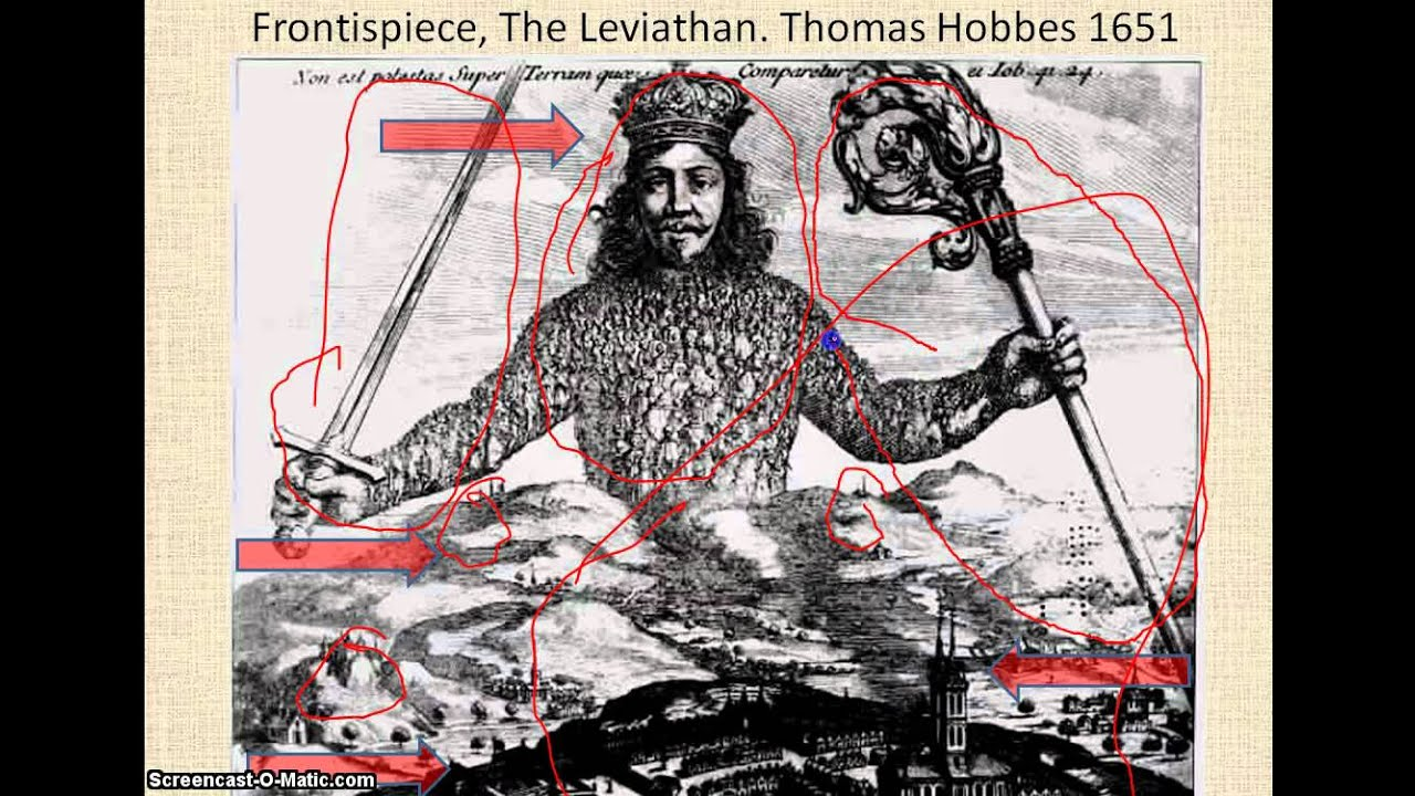 An analysis of leviathan by thomas hobbes