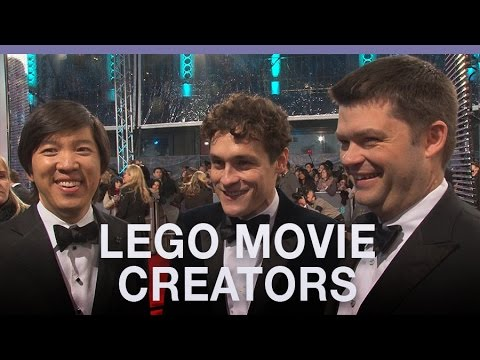 Lego Movie team on sequel and Batman spinoff