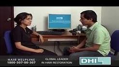 Hair Transplant in Chandigarh | Gaurav Gera Hair Transplant Session in Chandigarh by DHI Technique