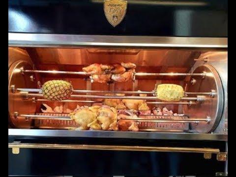 Chiken Seasoning Roaster ASJ 130 And ASJ 063/ Sazonado Para El Aador ASJ 130 Y ASJ 063