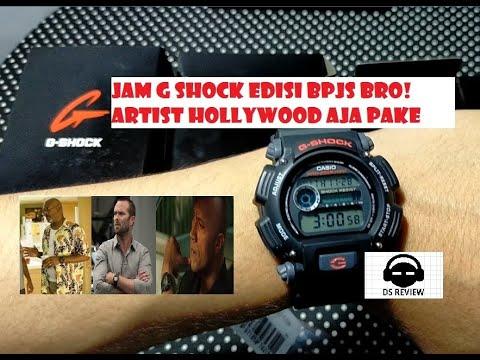 REVIEW JAM TANGAN TERMURAH YANG DIPAKAI ARTIS HOLLYWOOD G SHOCK GSHOCK  DW9052 1VDR DS REVIEW INDONE